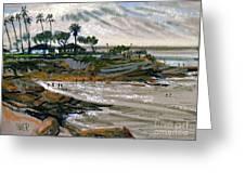 Laguna Beach 91 Greeting Card