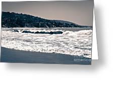 Laguna Beach California Photo Greeting Card