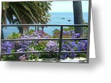 Laguna Beach, Southern California 11 Greeting Card