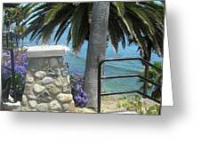 Laguna Beach, Southern California 9 Greeting Card