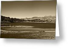 Laguna Mucubaji - Andes Greeting Card