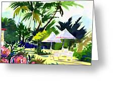 Lahaina Afternoon Greeting Card