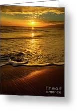 Lahaina Glow Greeting Card