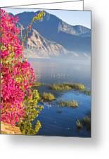 Lake Atitlan Beauty Greeting Card