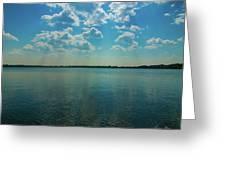 Lake Calhoun 3804 Greeting Card