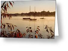 Lake Calhoun Greeting Card