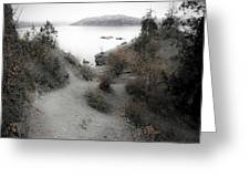 Lake Coeur D'alene 2 Greeting Card