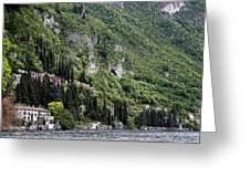 Lake Como 15 Greeting Card