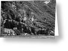 Lake Como 15b Greeting Card