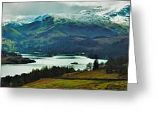 Lake District Greeting Card