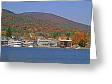 Lake George  13  Greeting Card