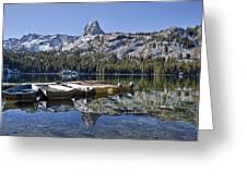 Lake George Greeting Card