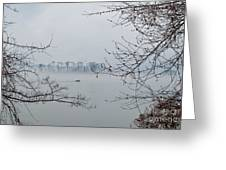 Lake Guntersville Greeting Card