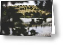 Lake Greeting Card
