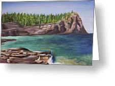 Lake Huron Greeting Card