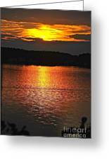 Lake James 2 Greeting Card