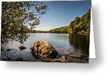 Lake Kanawauke Greeting Card