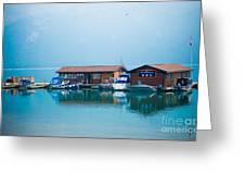 Lake Minnewanka Greeting Card