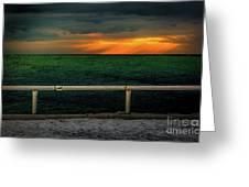 Lake Ontario Dawn Greeting Card