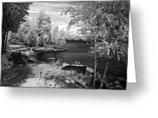 Lake Pend D'oreille Greeting Card