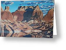 Lake Powell 2 Greeting Card