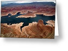 Lake Powell Greeting Card