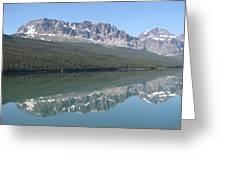 Lake Sherbourne Greeting Card