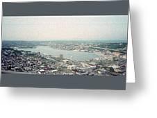 Lake Union Seattle Greeting Card
