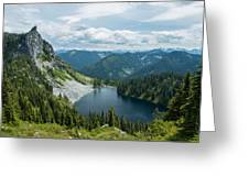Lake Valhalla Greeting Card