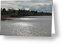 Lake Waccamaw II Greeting Card