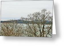 Lake021 Greeting Card