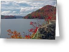 Lakes Perfection Greeting Card
