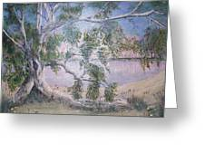 Lakeside Limbs Greeting Card