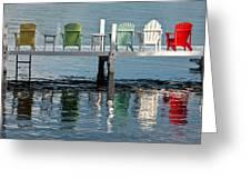 Lakeside Living Greeting Card