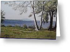Lakeview Landing Greeting Card