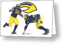 Lamarr Woodley Greeting Card