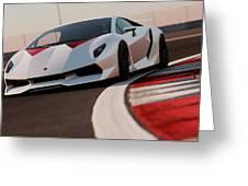 Lamborghini Sesto Elemento - 03 Greeting Card