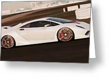 Lamborghini Sesto Elemento - 05 Greeting Card