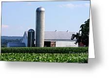 Lancaster Farm Greeting Card