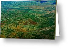 Land Of Oz Greeting Card