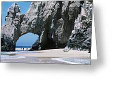 Lands End Archway Greeting Card