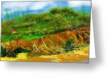 Landscape 012711 Greeting Card