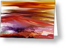 Landscape 022511 Greeting Card