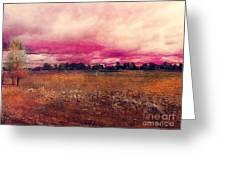 Landscape 1 Riga Greeting Card