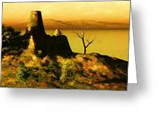 Landscape 111610 Greeting Card
