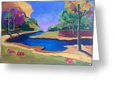 Landscape 7 Greeting Card