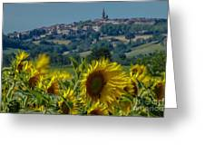 Landscape 9 Greeting Card