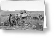 Landscape Galisteo Nm A10g Greeting Card