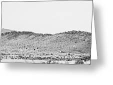 Landscape Galisteo Nm I10i Greeting Card