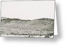 Landscape Galisteo Nm I10k Greeting Card